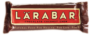 LaraBar: Nutritional bar,choc chew 1.8 OZ