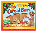 Earths Best (Hain): Tot crl bars,og,pn btr&st 8 .67 OZ