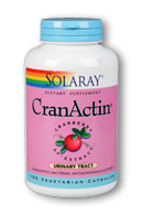 Solaray: CranActin Cranberry AF Extract 180ct
