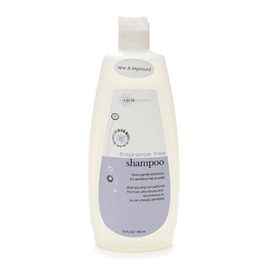 EARTH SCIENCE: Fragrance-Free Shampoo 12 fl oz