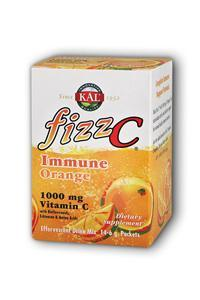 Kal: Fizz C Immune Orange 30 x 6.5g