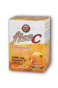 Kal: Fizz C Immune Orange 30 x 6.5g