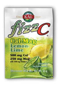 KAL: Fizz C Lemon Lime Cal-Mag 11 Pwd Lemon Lime