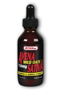 Action Labs: Avena Sativa (Wild Oats) 2oz