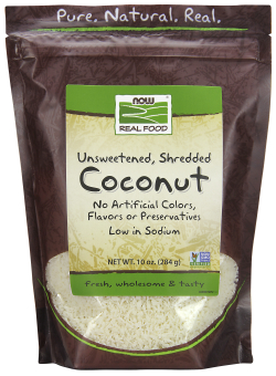 COCONUT MEDIUM UNSW  10 OZ, 10 OZ
