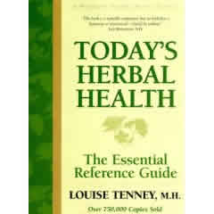 Woodland publishing: Today's Herbal Health 6th Edition 351 pgs