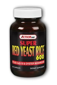Super Red Yeast Rice, 60ct