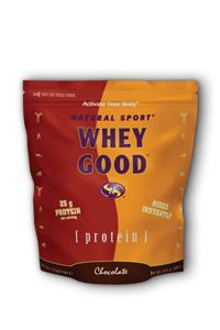 Natural Sport: Whey Good Chocolate 498 g