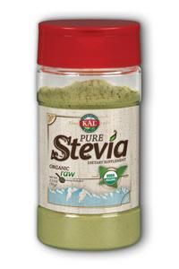 Kal: Pure Stevia Organic Raw Powder 2.5 oz