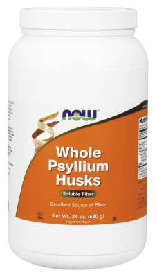 PSYLLIUM HUSK WHOLE  24 OZ, 24 oz