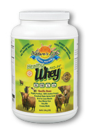 Natures Life: Healthy Whey™ Protein 25lb