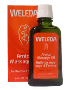 arnica massage oil 3 4 fl oz from weleda. Black Bedroom Furniture Sets. Home Design Ideas