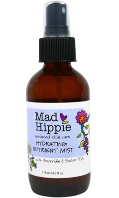 Hydrating Nutrient Mist 4 oz from MAD HIPPIE SKIN CARE PRODUCTS