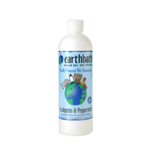 EARTHBATH: Eucalyptus & Peppermint Soothing Relief Shampoo 16 oz