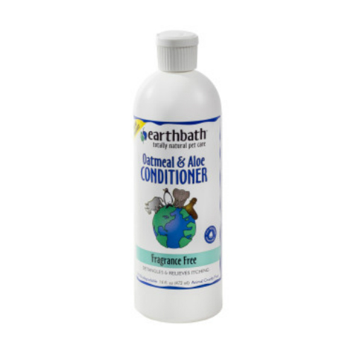 Oatmeal & Aloe Conditioner Fragrance Free