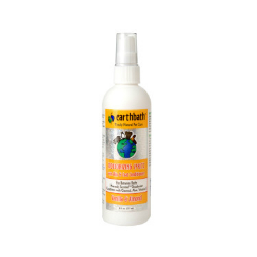 Deodorizing Skin & Coat Conditioning Spritz Vanilla Almond Scent