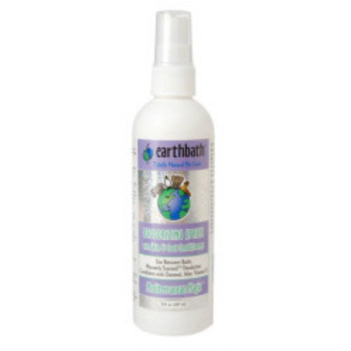 EARTHBATH: Deodorizing Skin & Coat Conditioning Spritz Mediterranean Magic Rosemary Scent 8 oz
