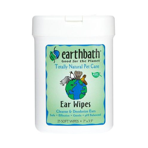 Ear Wipes Fragrance Free