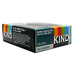 KIND SNACKS: KIND BAR DARK CHOCOLATE NUTS 12/BX