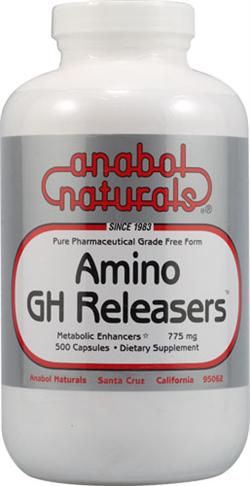 Amino GH Releasers, 60 capsule