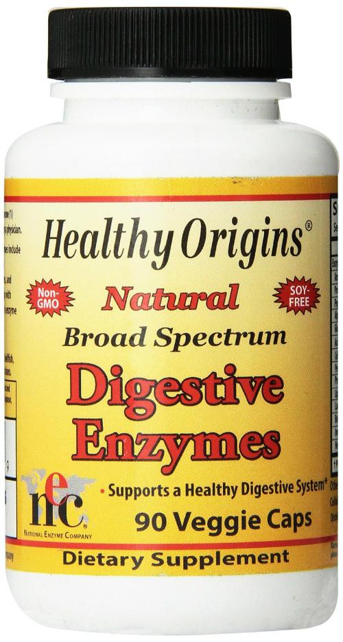 Broad spectrum enzymes