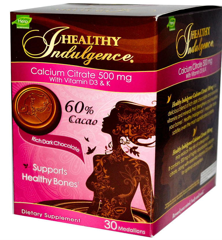 YUMMI BEARS (Hero Nutritional Products): Healthy Indulgence Bone Wise 28 ct