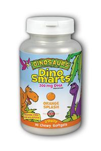 KAL: Dino Smarts 90 Sg Orange 200mg
