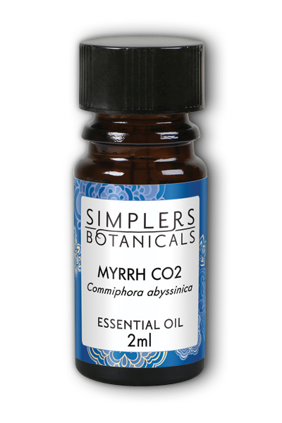 Living Flower Essences: Myrrh CO2 2 ml
