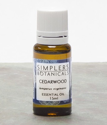 Living Flower Essences: Cedarwood Juniperus Organic 15 ml