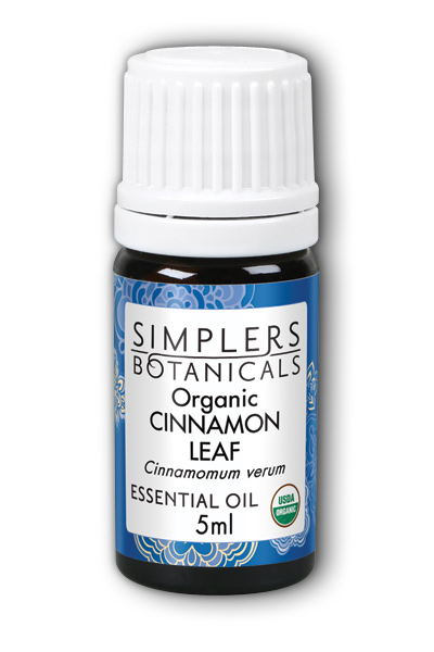 Living Flower Essences: Cinnamon Leaf Organic 5 ml
