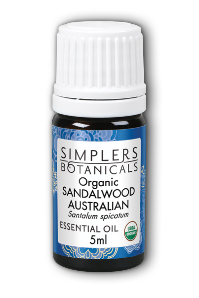 Living Flower Essences: Sandalwood Australian Organic 5 ml