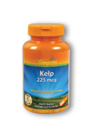 Thompson Nutritional: Kelp 225mcg 200ct