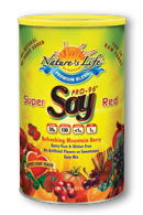 Natures Life: Super Red Soy Protein 2 lb