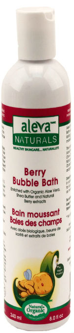 Baby Bubble Bath Berry