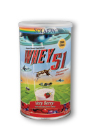 Solaray: Whey 51 Very Berry 339 Pwd Very Berry