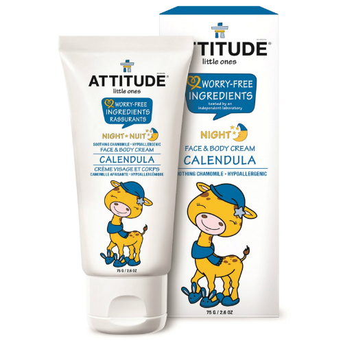 Face & Body Cream Calendula Night