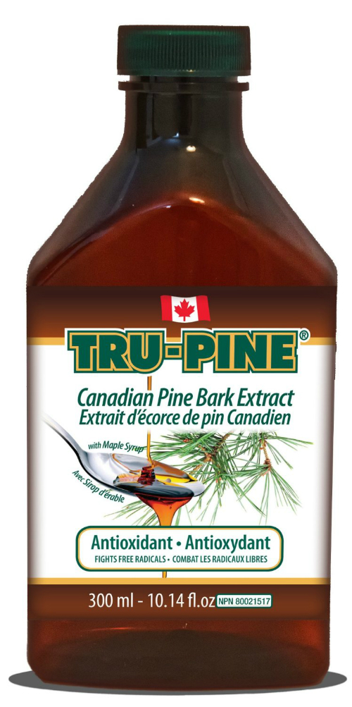 altramet: True-Pine Original Canadian Pine Bark Extract Liquid 300 ml