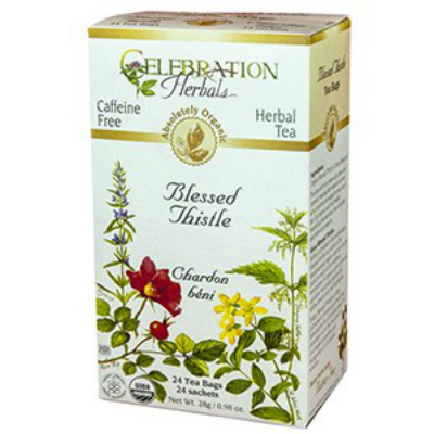 Blessed Thistle Organic, 24 bag