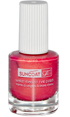 SUNCOAT PRODUCTS INC: Water-Based Peelable Nail Polish for Kids Eye Candy 0.27 oz