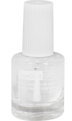 SUNCOAT PRODUCTS INC: Water-Based Peelable Nail Polish for Kids Clear 0.27 oz