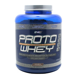 BIONUTRITIONAL RESEARCH GROUP: PROTO WHEY DOUBLE CHOCOLATE 5LB 5 LB