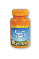 Thompson Nutritional: Korean Ginseng extract 30ct 535mg
