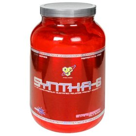 SYNTHA-6 COOKIES And CREAM 5 LB from BSN INC