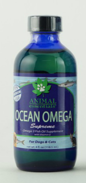Ocean Omega Supreme Liquid for Dogs & Cats