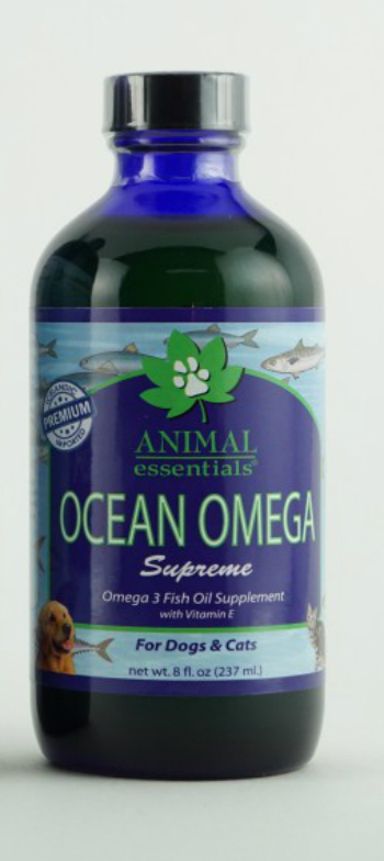 ANIMAL ESSENTIALS INC: Ocean Omega Supreme Fish Oil Supplement 8 oz