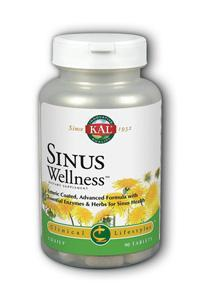 Kal: Sinus wellness 90 ct