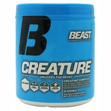 BEAST SPORTS NUTRITION: CREATURE UNFLAVORED 60/SRV