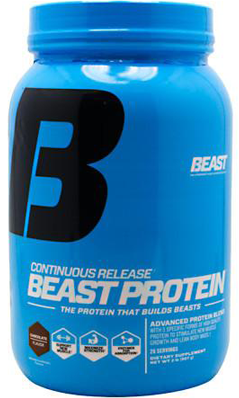 BEAST PROTEIN CHOCOLATE