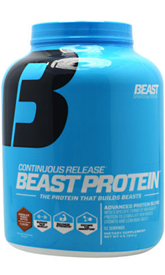 BEAST PROTEIN CHOCOLATE PEANUT BUTTER