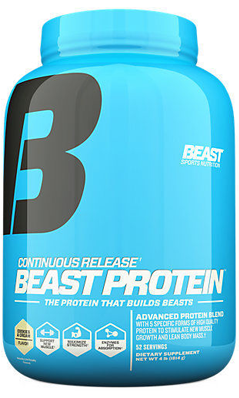 BEAST PROTEIN COOKIERS & CREAM